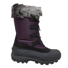 Load image into Gallery viewer, Women's Winter Tecs Nylon Winter Boot Purple-Women's Boots-Fadcloset-6-PURPLE-FADCLOSET