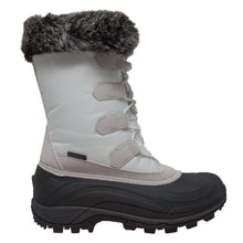 Load image into Gallery viewer, Women's Winter Tecs Nylon Winter Boot White-Women's Boots-Fadcloset-6-WHITE-FADCLOSET