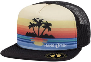 Wholesale Hang Ten Foam Front Trucker Hat - eWholesaleHats.com
