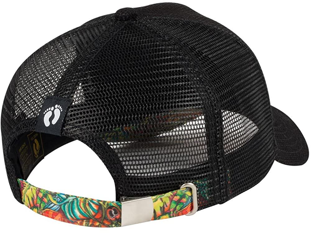 Wholesale Otto Hang Ten Hemp Trucker Cap - eWholesaleHats.com