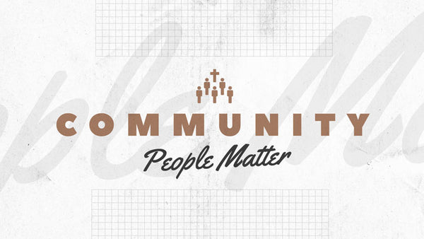 Community People Matter