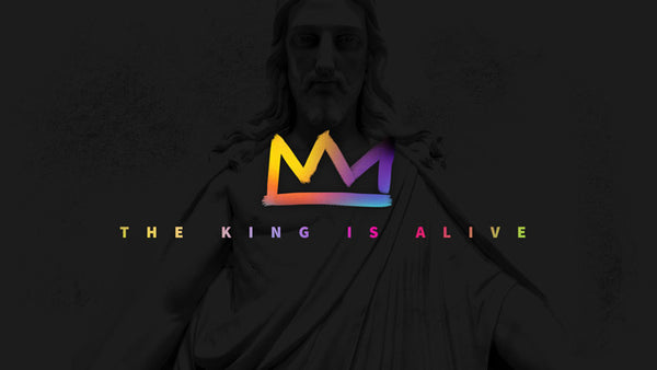 The King Is Alive