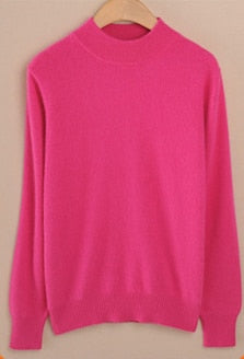Cashmere pullover-Pretty woman-Rose-XXS-Pretty woman