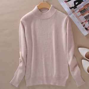 Cashmere pullover-Pretty woman-Light Tan-XXS-Pretty woman