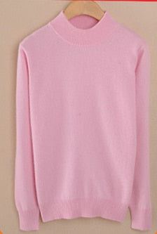Cashmere pullover-Pretty woman-Pink-XXS-Pretty woman