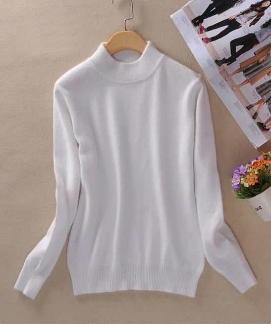 Cashmere pullover-Pretty woman-WHITE-XXS-Pretty woman