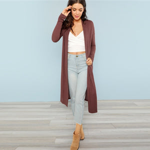 Long sleeve cardigan-Pretty woman-Pretty woman