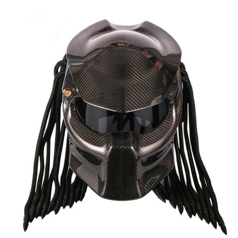 Casque Moto Predator Carbone - crazy riders