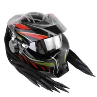 Casque Moto Predator - crazy riders