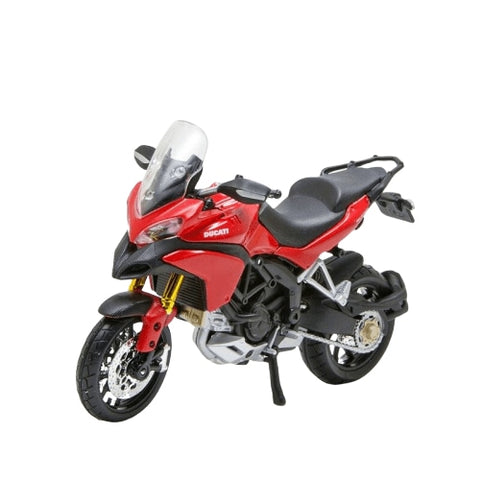 Miniature Moto (1:18)<br/> Ducati Multistrada 1200 - crazy riders