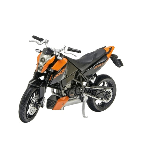 Moto Miniature (1/18)<br/> KTM 690 DUKE - crazy riders