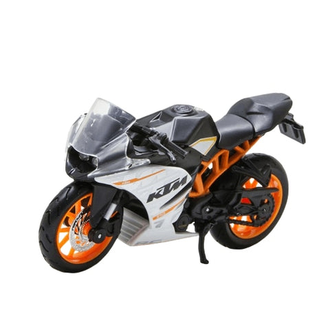 Moto Miniature (1/18)<br/> KTM RC 390 - crazy riders