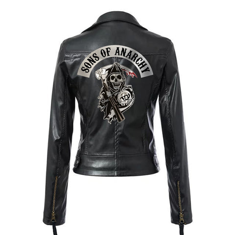 Veste Sons of Anarchy Femme