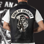 Veste Biker Sons of Anarchy - crazy riders
