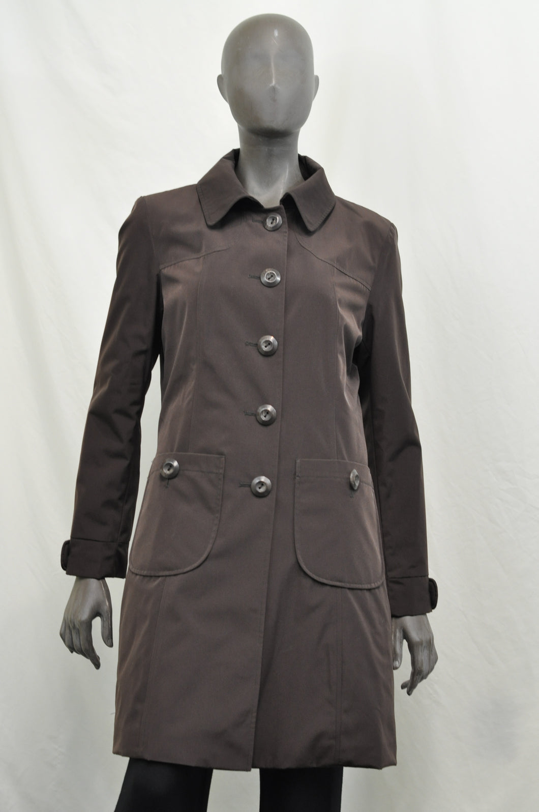 Croft & Barrow Brown Coat