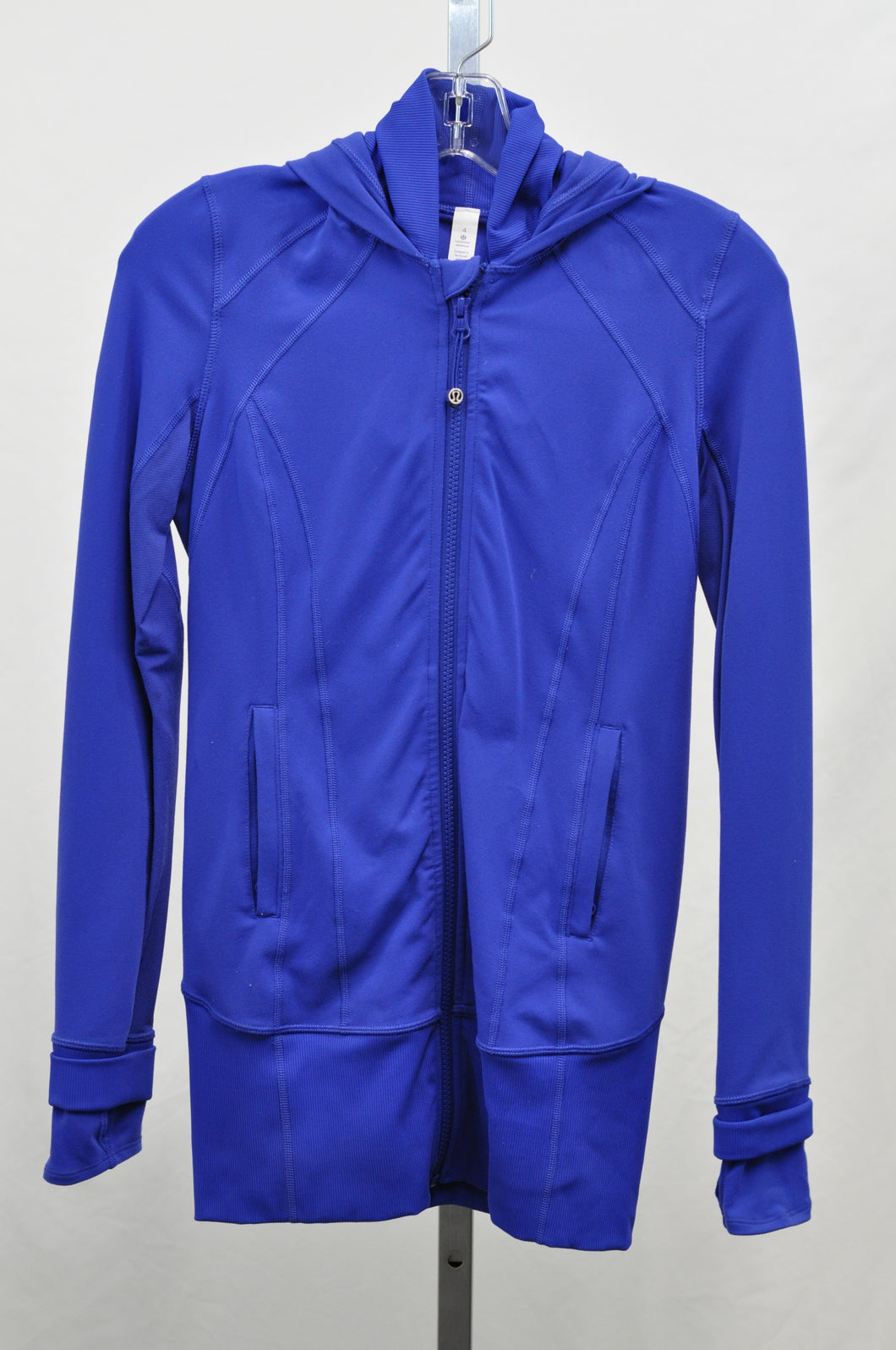 lululemon Royal Blue Track Jacket