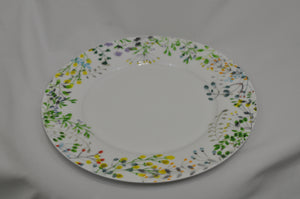 Mikasa Tivoli Garden Bone China Dinner Plates