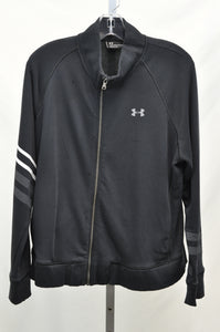 Under Armor Black Track Jacket