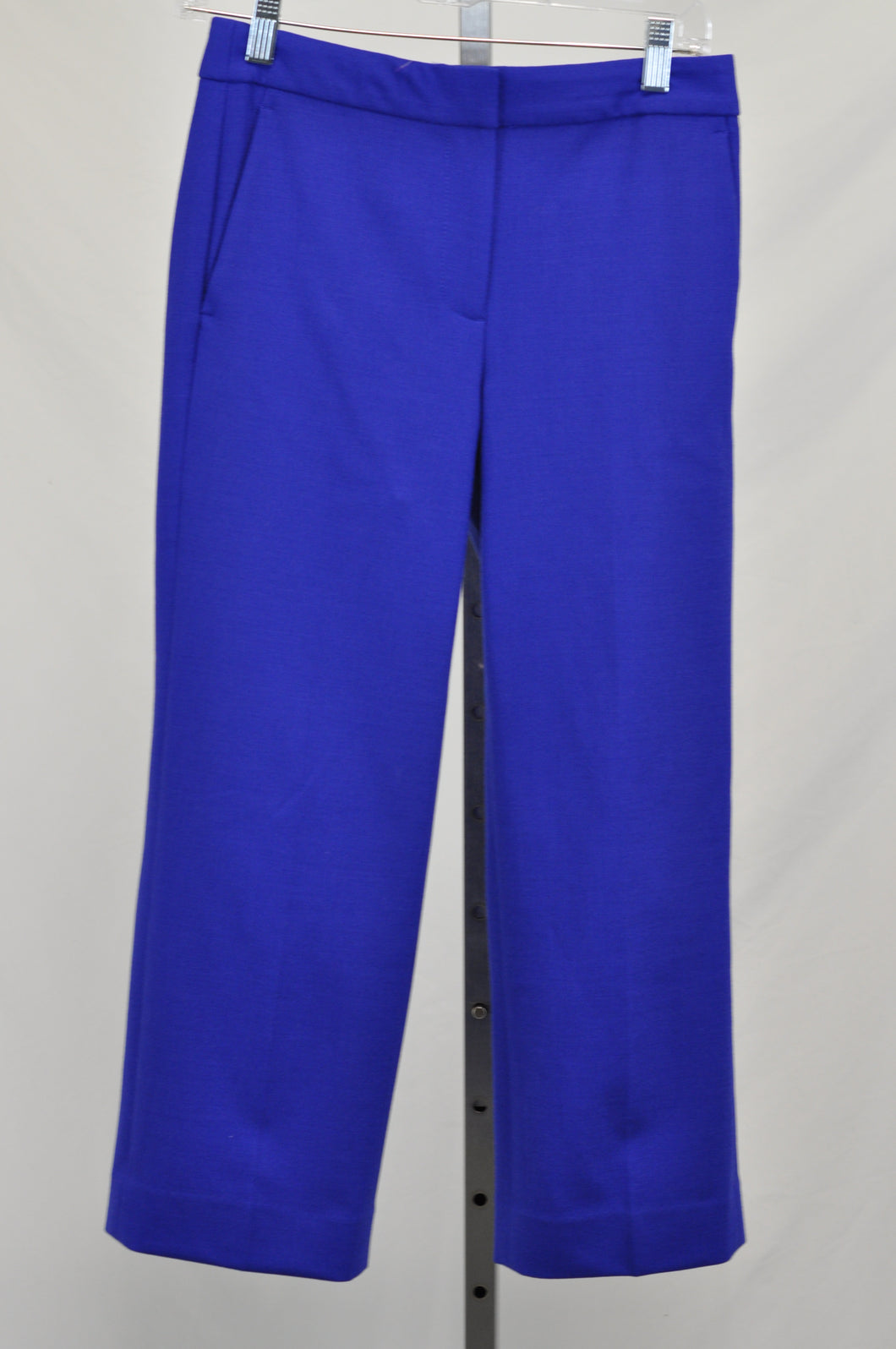 J. Crew Royal Blue Ankle Pant