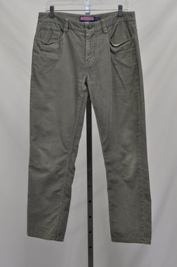 Vineyard Vines Olive Corduroy Pants