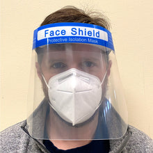 Load image into Gallery viewer, Disposable Face Shield