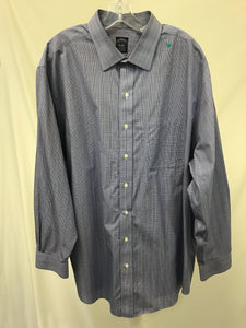 Brooks Brothers Blue Plaid Shirt