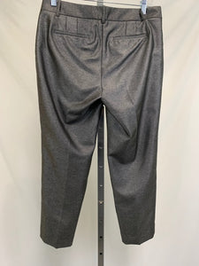 J. Crew Silver Ankle Length Pants