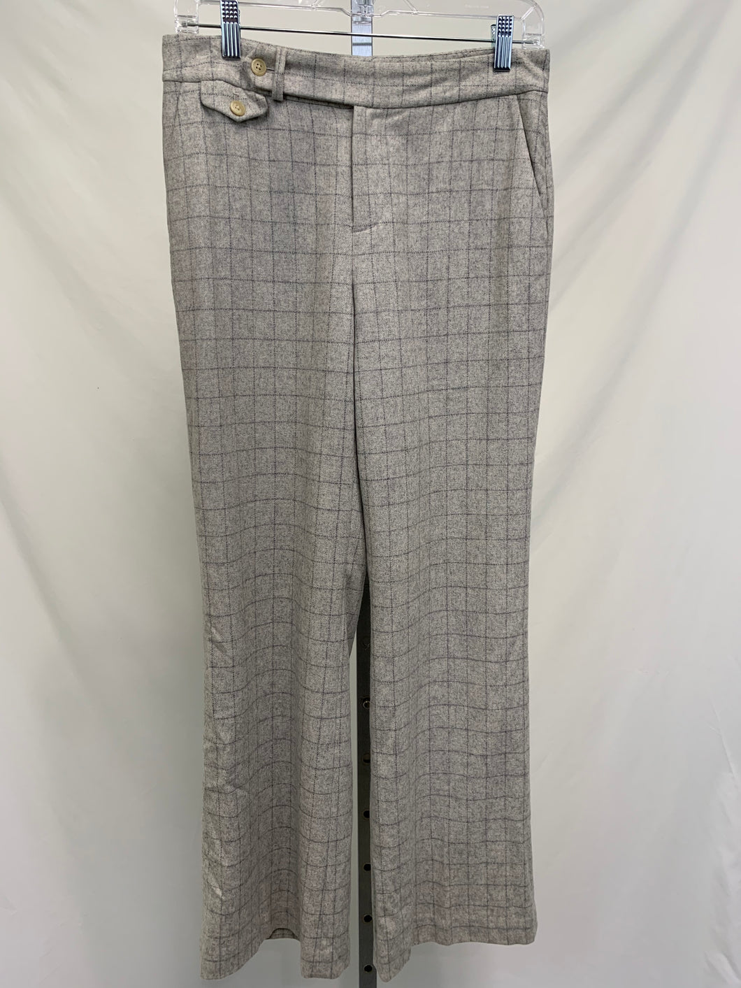 Front Picture of Women's Grey Trousers