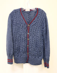 Judie Chessin Knit Sweater