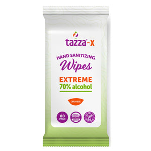 Tazza Alcohol Wipes 80 ct
