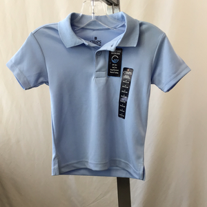 CHAPS Light Blue Performance Short Sleeved T-Shirt