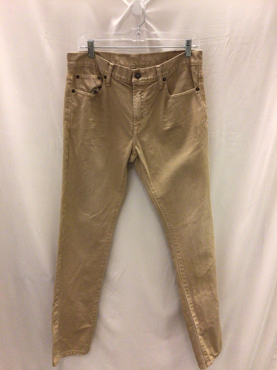 American Eagle Outfitters Tan Jeans