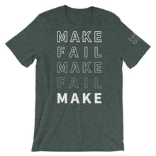 Load image into Gallery viewer, Make / Fail T-Shirt