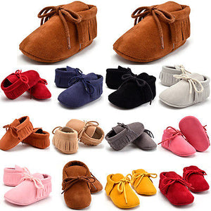 Moccasin Soft Sole  Shoes