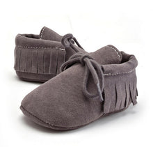 Load image into Gallery viewer, Moccasin Soft Sole  Shoes