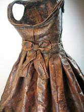 Load image into Gallery viewer, Degas Copper Dress