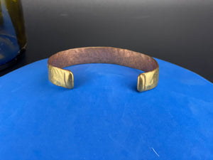 15mm Light Bracelet Copper Iron and Mixed Metal