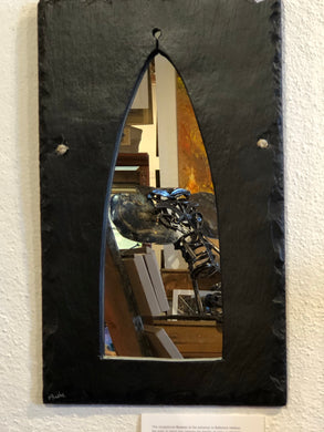 Beacon Slate Mirror