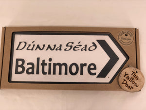 Baltimore Sign