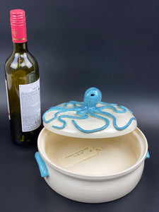 Octopus Serving Dish