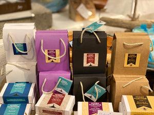 Mizen Soap and Bath Sachet Gift Packs