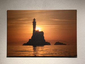 Fastnet at Dawn
