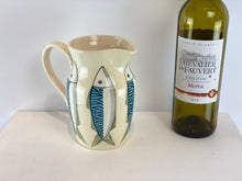 Load image into Gallery viewer, Mackerel Jug