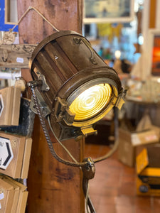Stage Lamp Upcycled