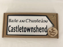 Load image into Gallery viewer, Castletownshend Sign