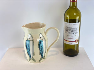 Mackerel Jug