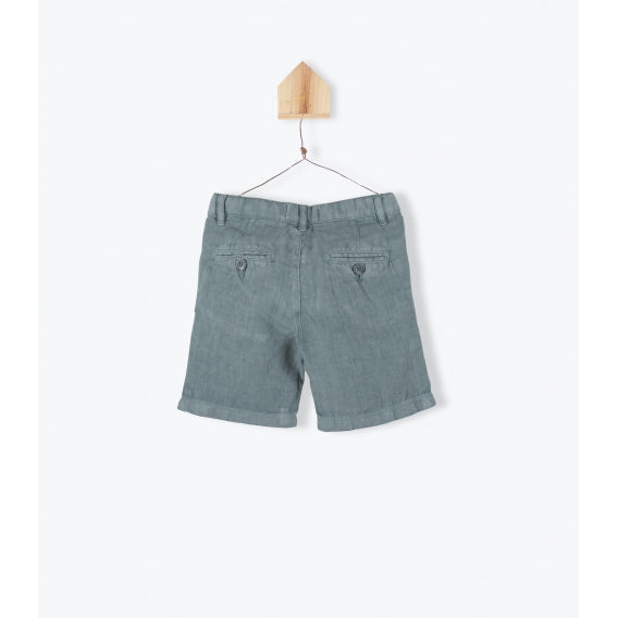 Bermuda Shorts Sage Green