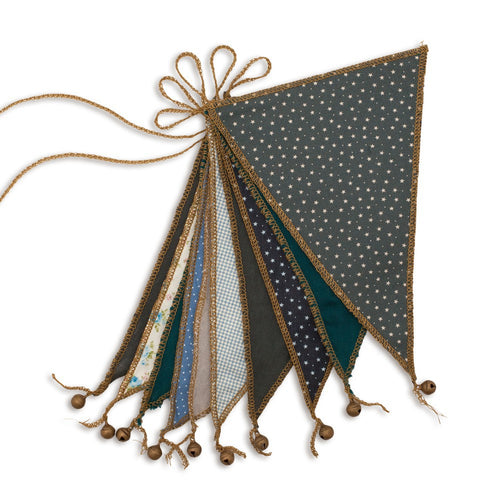 Flag Garland - Blue