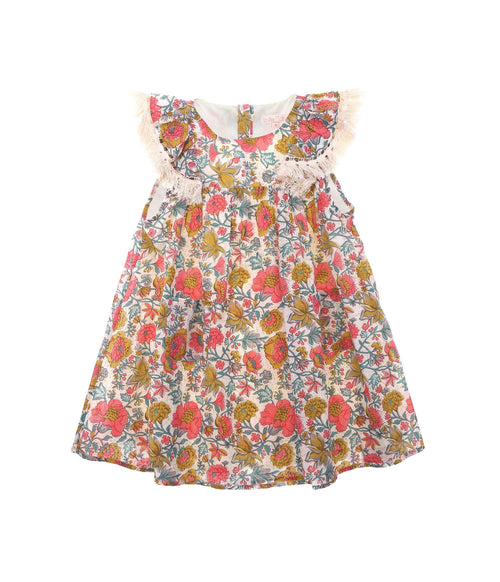 Dress Costa Multi Flowers