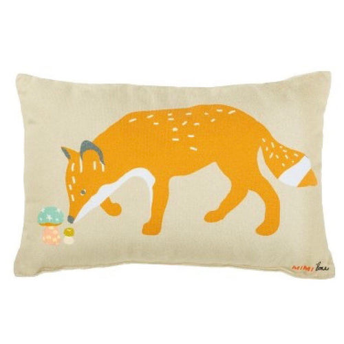 Mini Cushion - Mr. Fox
